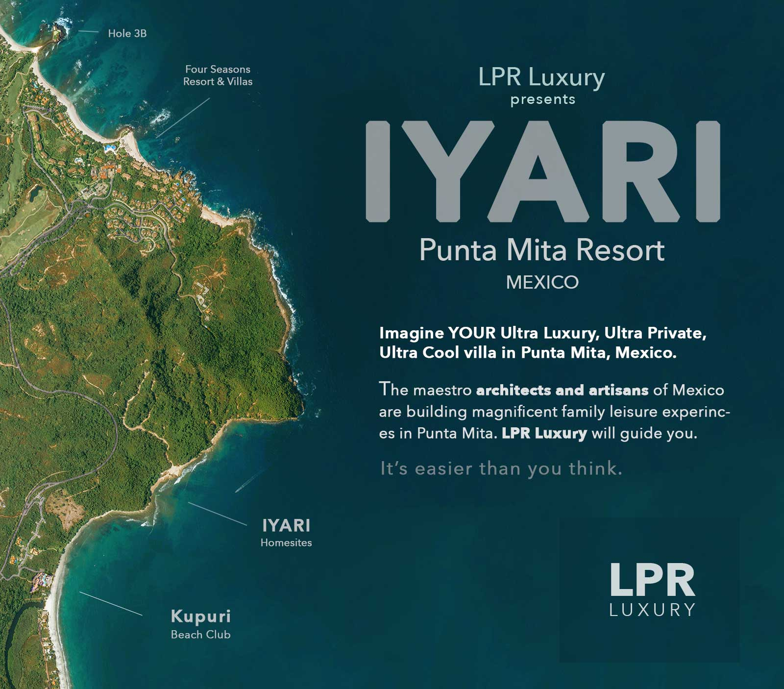 iyari punta mita resort – ultra luxury real estate north of puerto